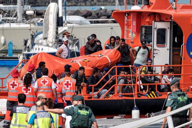 """""""Największa liczba ofiar od 2006 roku"""". Zginęło 769 migrantów, którzy chcieli dotrzeć do Hiszpanii"""