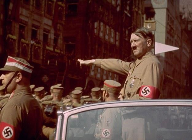 Hitler bez wątpienia był tyranem. Wiele wskazuje na to, że również wariatem... /Discovery World