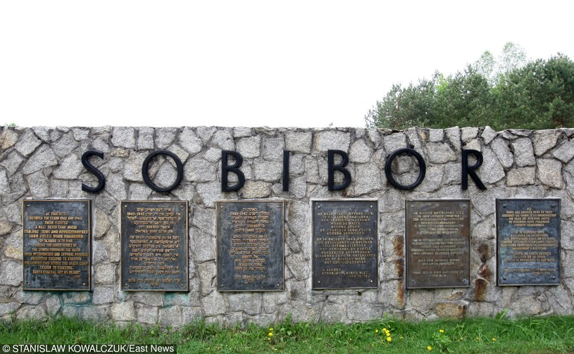 Hitlerowski obóz zagłady w Sobiborze /STANISLAW KOWALCZUK /East News