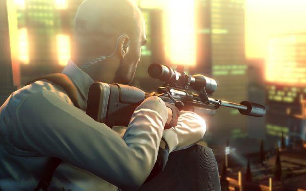 Hitman: Sniper Challange - motyw graficzny /Informacja prasowa
