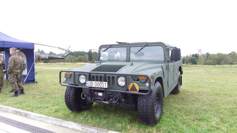 HMMWV czyli Humvee /INTERIA.PL