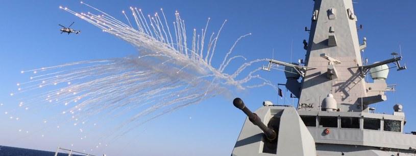 HMS Defender to brytyjski niszczyciel rakietowy typu 45 /Twitter/HMS Defender /materiały prasowe
