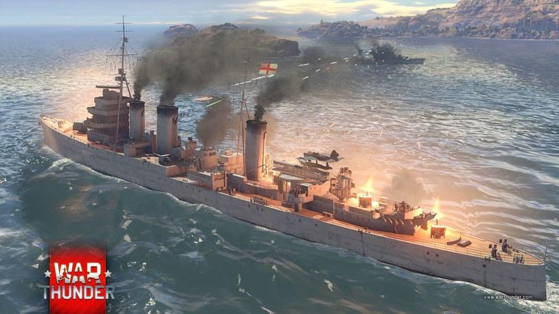 HMS Enterprise /materiały prasowe
