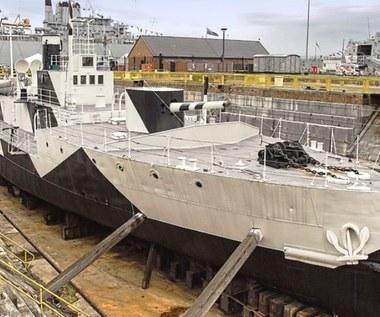 HMS M.33 - kolejny powód by wybrać Anglię