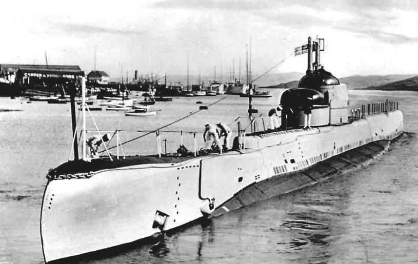 "HMS ""Porpoise"" /Getty Images/Flash Press Media"