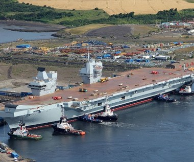 """HMS """"Prince of Wales"""" bez samolotów?"""