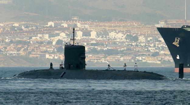 HMS Tireless /AFP