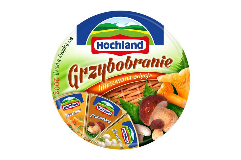 Hochland Grzybobranie /- /Styl.pl/materiały prasowe