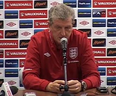 Hodgson: Lewandowski sam nie wygra meczu