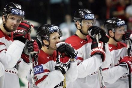 Hokeiści Kanady przegrali finał MŚ z Rosją /AFP