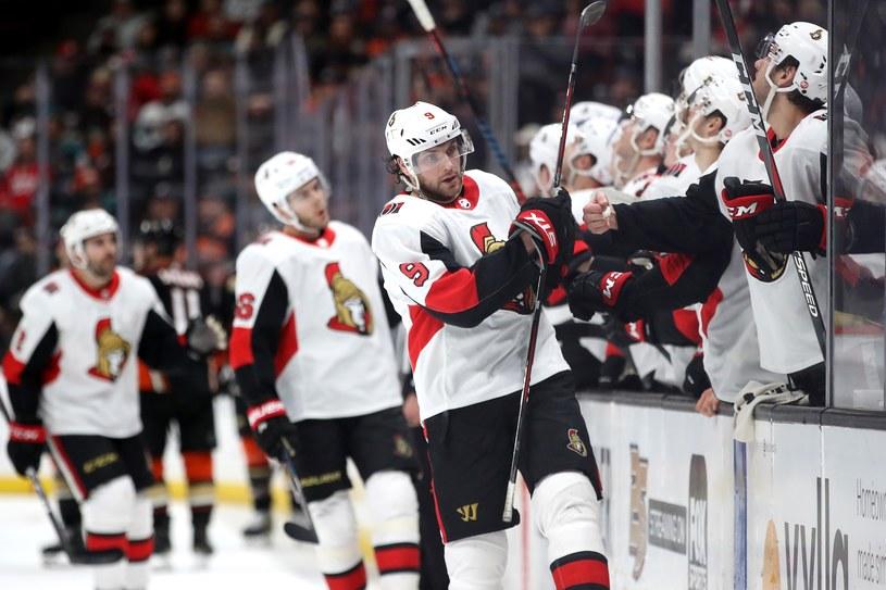 Hokeiści Ottawa Senators /AFP