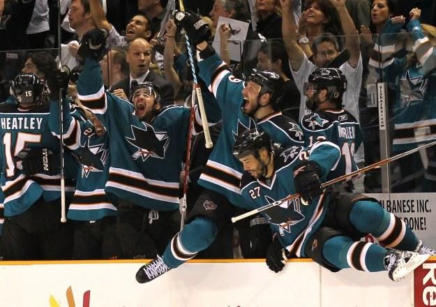Hokeiści San Jose Sharks awansowali do finału Konferencji Zachodniej /AFP
