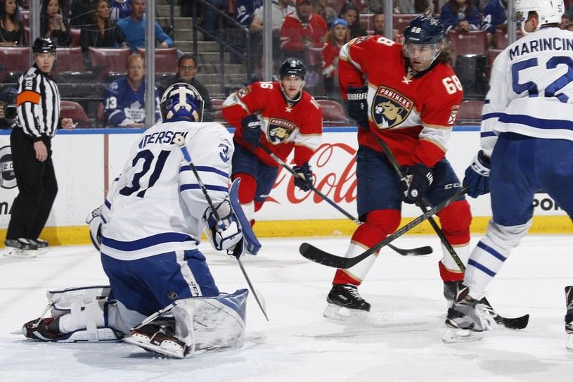 Hokeiści z NHL nie wystąpią w IO? /AFP