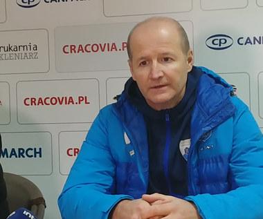 Hokej. Cracovia - Unia 5-3. Zupanczić i Rohaczek po meczu. Wideo