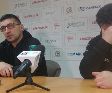 Hokej. Kalaber (JKH) i Rohaczek (Cracovia) po 4. ćwierćfinale. Wideo