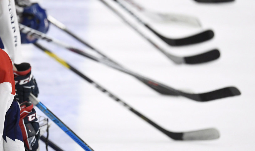 Hokej na lodzie /AFP