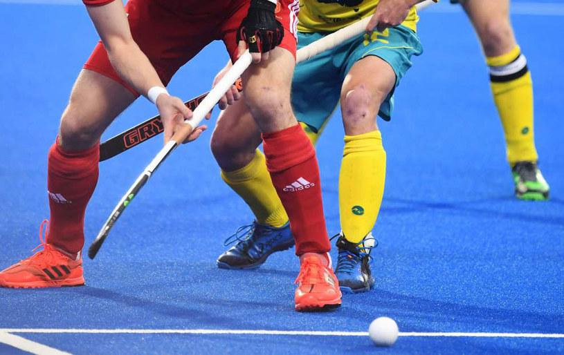 Hokej na trawie - zdj. ilustracyjne /AFP