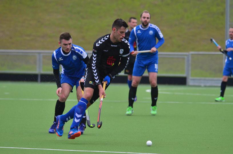 Hokej na trawie /WALDEMAR WYLEGALSKI /East News