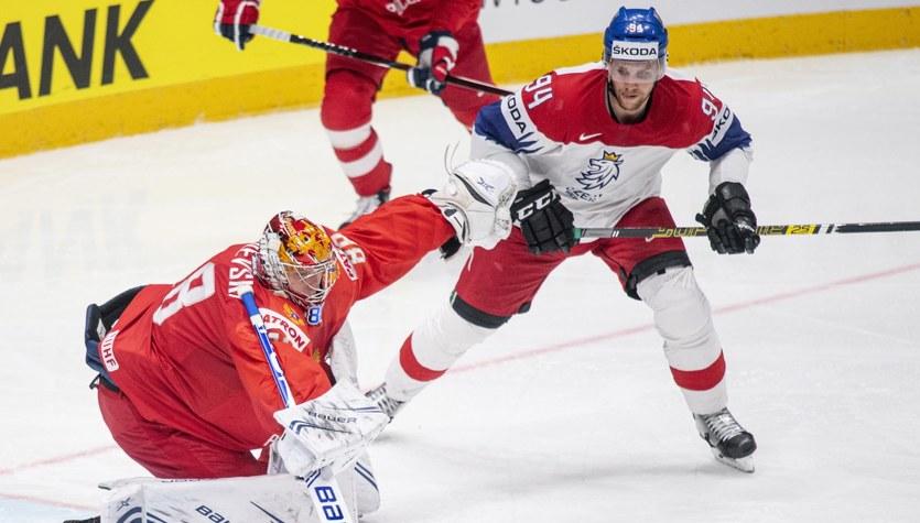 Hokejowe MŚ elity. Rosja - Czechy 3-2 w meczu o 3. miejsce