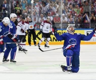 Hokejowe MŚ. Francja pokonała Łotwę. Austria zdegradowana