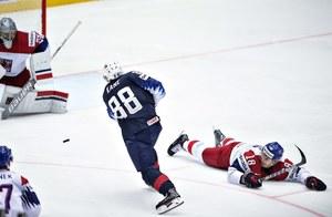 Hokejowe MŚ. Kanada i USA awansowały do półfinałów