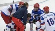 Hokejowe MŚ: Kontuzja Aleksandra Owieczkina