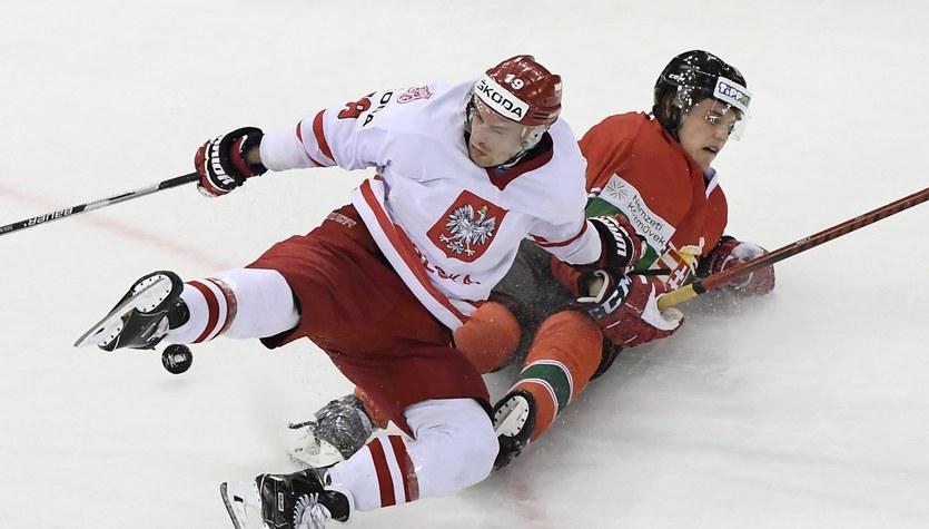 Hokejowe MŚ. Polska - Węgry 2-3