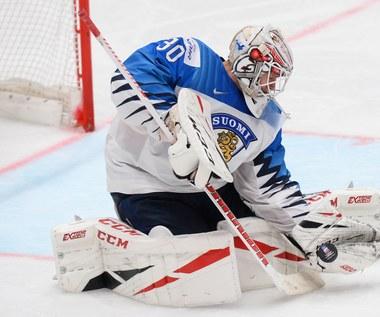 Hokejowe MŚ. Rosja - Finlandia 0-1 w półfinale
