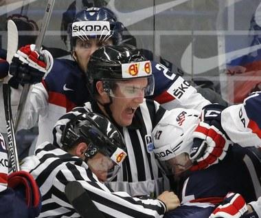 Hokejowe MŚ. USA - Słowacja 5-4 po dogrywce