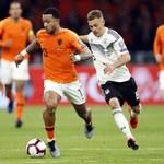 Holandia - Niemcy 2-3 w kwalifikacjach do Euro 2020