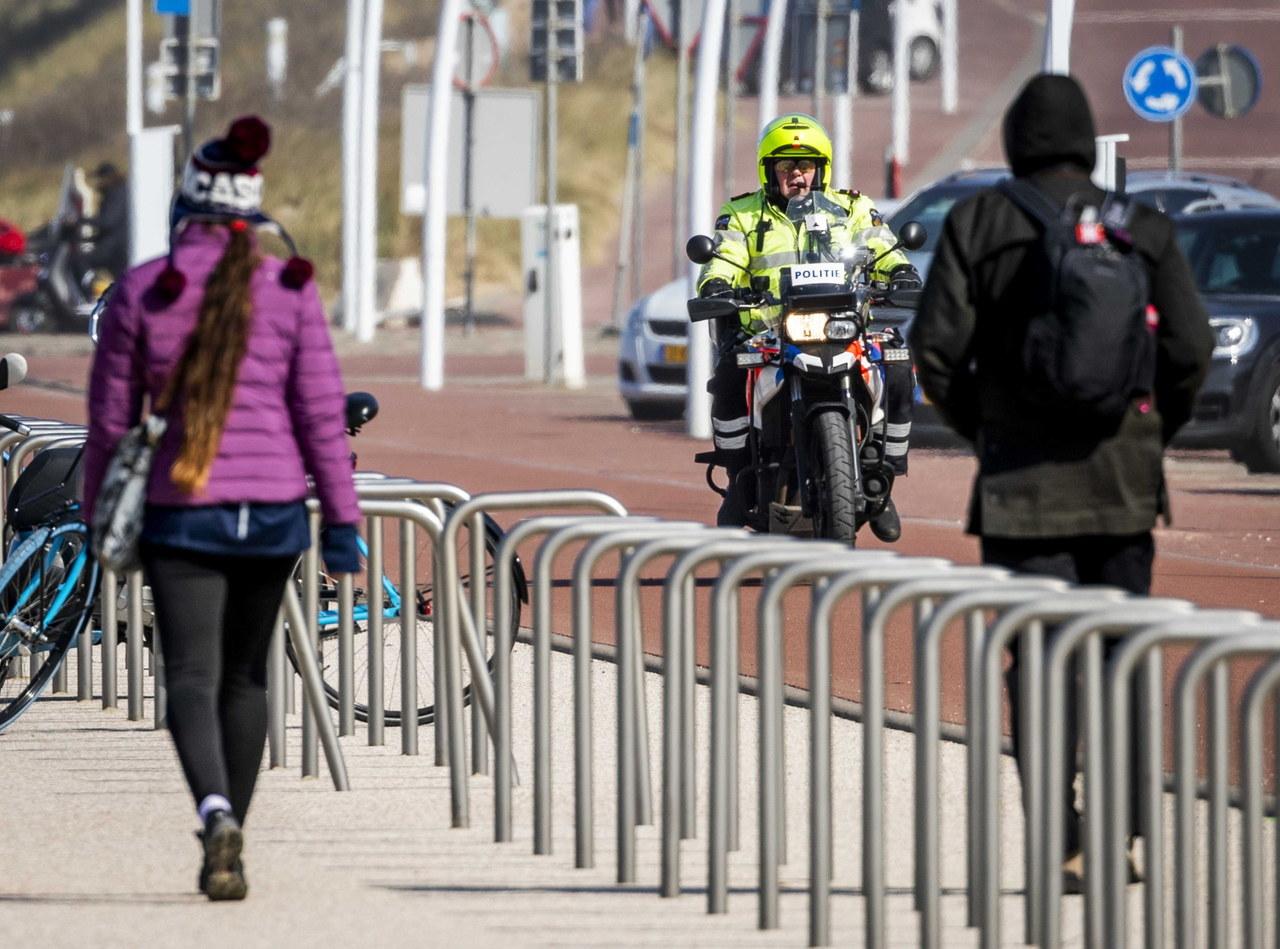 Holandia: Ponad 1000 nowych przypadków koronawirusa w ciągu doby