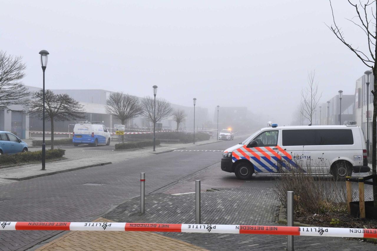 Holandia: Wybuch w centrum testowania na obecność koronawirusa