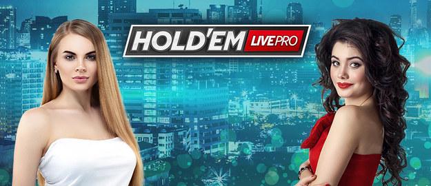 Hold'em Live Pro /INTERIA.PL
