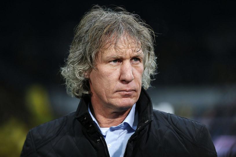 Holender Gertjan Verbeek nie jest już trenerem FC Nuernberg /AFP