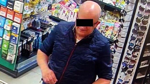 Holender, który wymyślił swoje porwanie /Komenda Stołeczna Policji w Warszawie /Policja