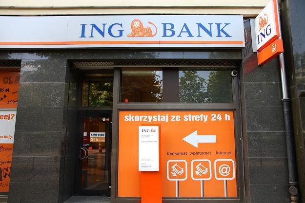 Holenderska grupa bankowo-ubezpieczeniowa ING zwalnia głownie w Beneluksie /©123RF/PICSEL