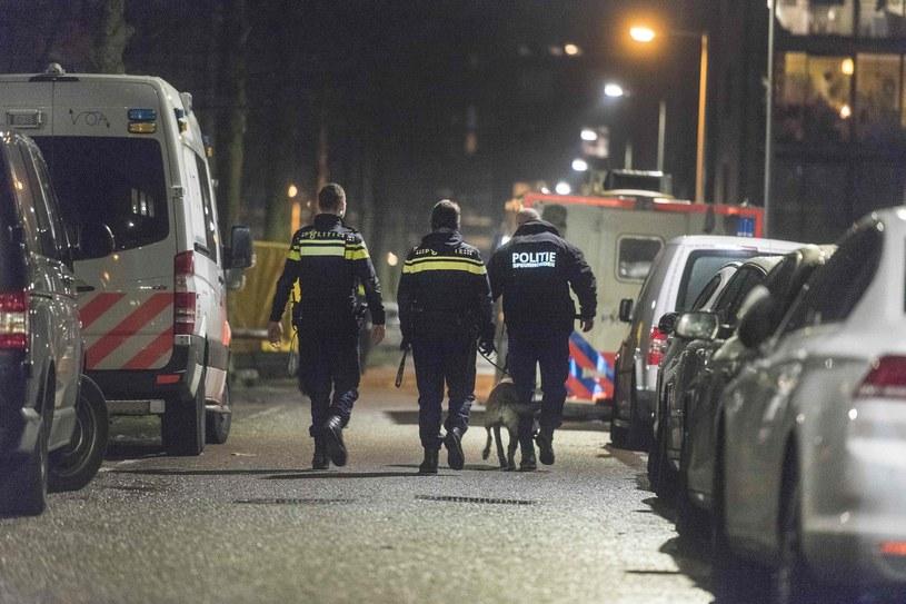 Holenderska policja /AFP