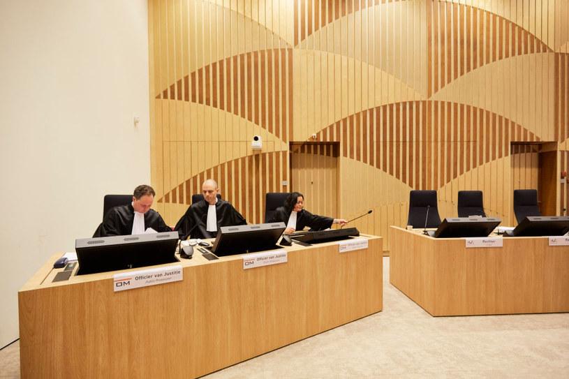 Holenderski sąd (arch.) /Pierre Crom /Getty Images