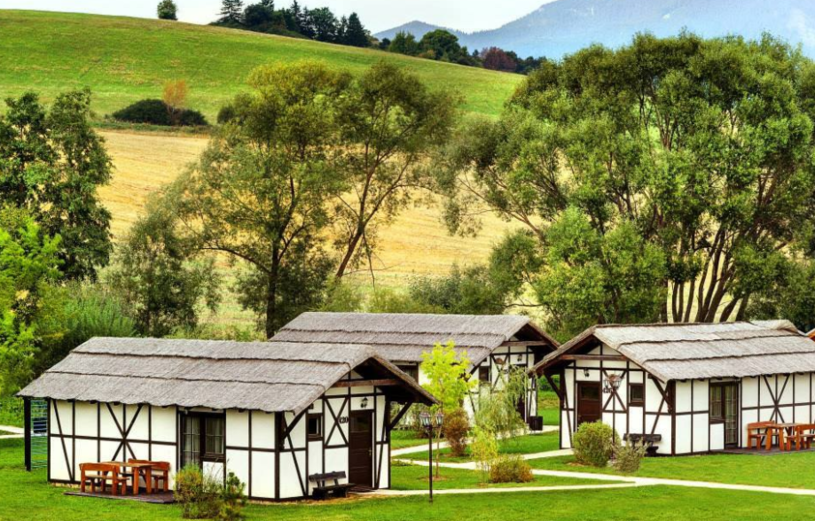Holiday Village //facebook.com/tatralandia.official /
