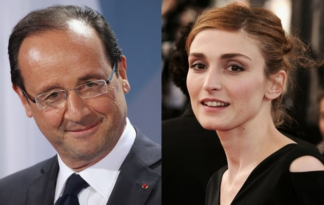 Hollande i Gayet /- /Getty Images