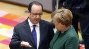 Hollande i Merkel potępili używanie przez Turcję porównań z nazizmem