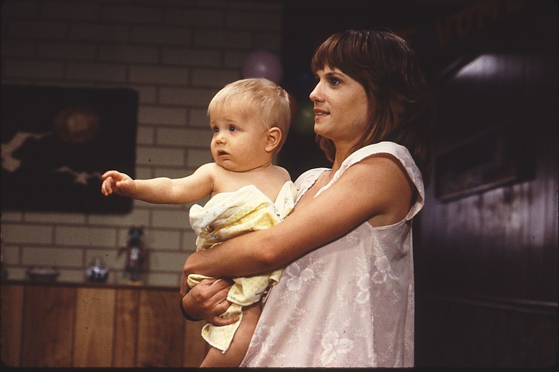 "Holly Hunter w filmie ""Arizona Junior"" /East News"