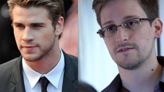 Hollywood chce kuć żelazo, póki gorące. Hemsworth podobny do Snowdena? /Getty Images/Flash Press Media