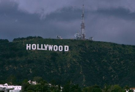 Hollywood kontra przedszkole /AFP