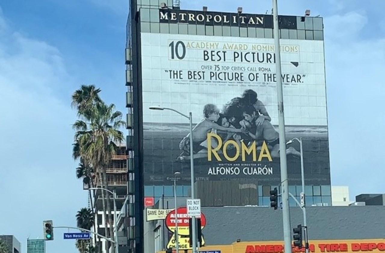 """Hollywood oklejone reklamami """"Romy"""". Wszyscy przygotowują się do wielkiej gali"""