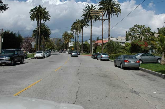 Hollywood. Samo centrum... Fot. autor /