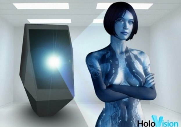 Hologramy HoloVision do produkcji trafią w przyszłym roku /materiały prasowe