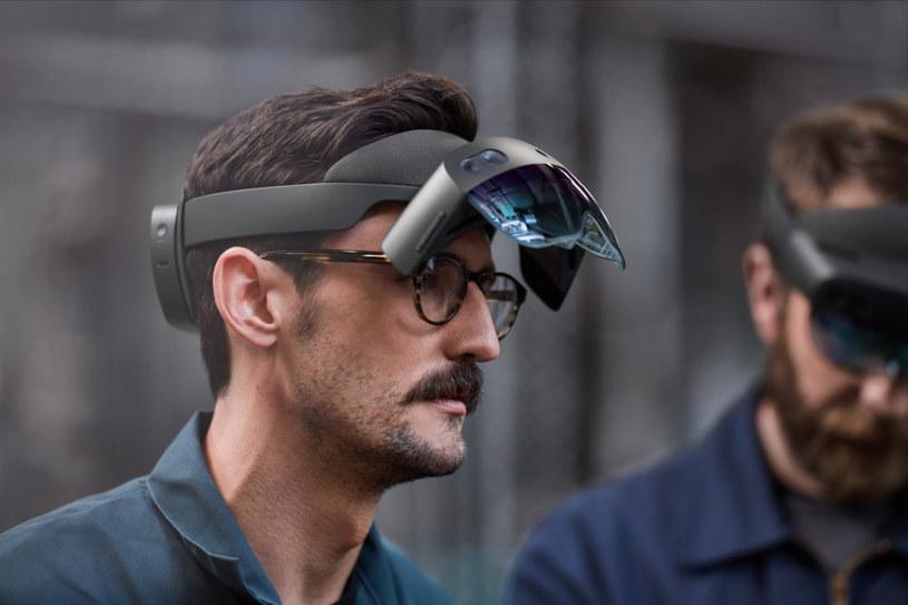 HoloLens 2 /materiały prasowe