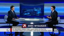 Hołownia o polskiej polityce: Tu trzeba wywrócić stolik, zaproponować coś nowego, jak Konrad Fijołek w Rzeszowie