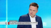 """Hołownia w """"Gościu Wydarzeń"""": Donald Tusk ma do mnie telefon"""